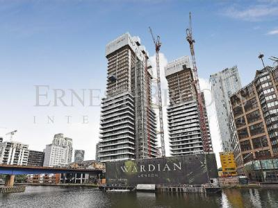 The Wardian, Marsh Wall, Canary Wharf E14