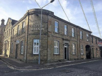 Parker Lane, Burnley - Double Bedroom