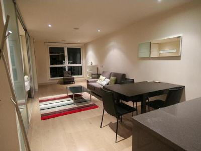 Flat to rent, Octavia House - Gym