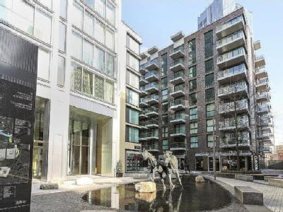 Catalina House, Goodmans Field, 4 Canter Way, London, E1