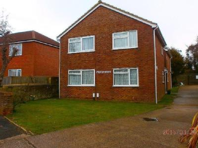 Flat to let, Lancing - Double Bedroom