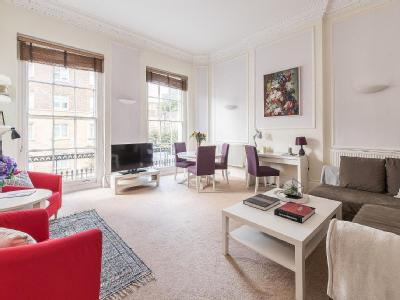 Flats To Rent In Hyde Park Gardens W2 London Stanhope Terrace Balcony