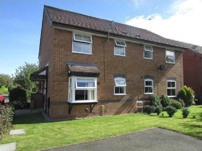 Kerswell Drive, Solihull - Mews