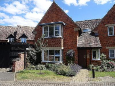 PEGASUS COURT, OLNEY - Double Bedroom