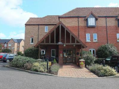 Pool Close, Spalding - Double Bedroom