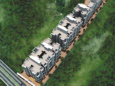 1 BHKFlat for sale, Crystal Park