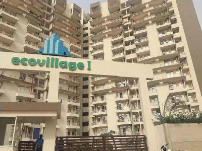 1 BHK Flat to rent, Eco Village 1