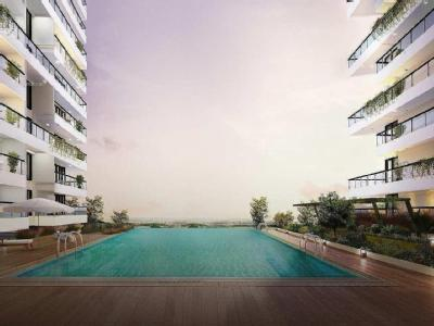 Godrej Tranquil - New Build, Flat
