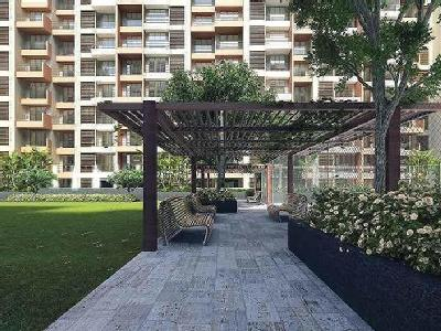 1 BHK Flat for sale, Park View - Gym