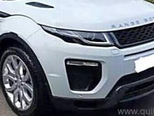 Used Land Rover Range Rover Evoque 2018 In India Nestoria Cars