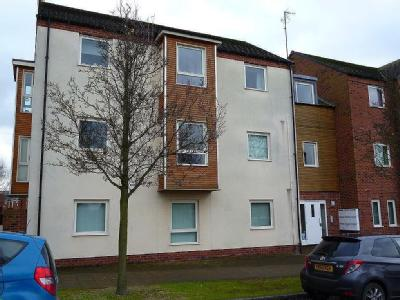 Flat to let, Davy Road - Garden