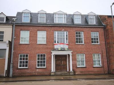 Flat for sale, The Crescent - Gym