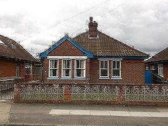 House for sale, Whitby Road - Garden