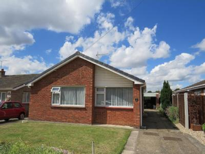 House for sale, St Jude Close - Patio
