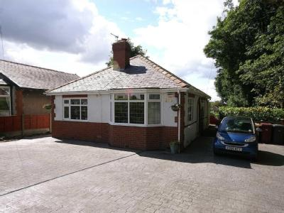 Manchester Road - Bungalow, Modern