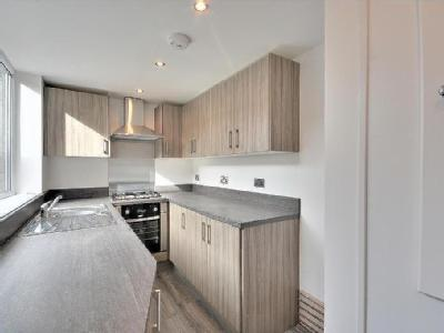House to let, Lawson Street - Garden