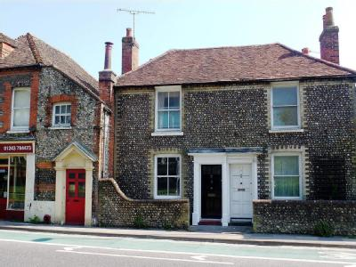 Northgate Chichester Sussex - Listed