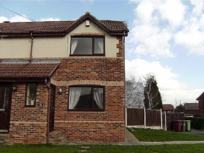 House to rent, Hawthorn Road - Garden