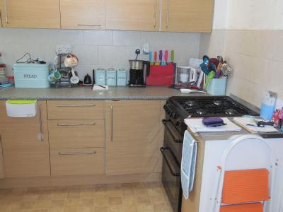 House to let, Pix Road - Garden