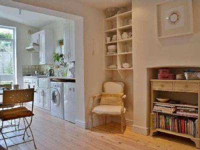 House to let, Godstow Road - Garden