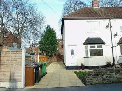 House to let, Birch Crescent - Garden