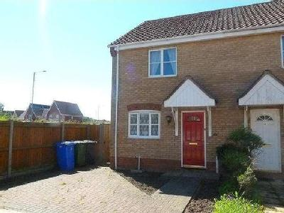 House to let, Keel Close - Modern
