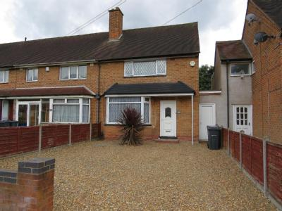 House for sale, Pencroft Road - Patio