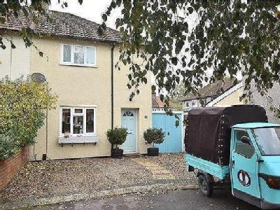 House for sale, Weirs Lane - Garden