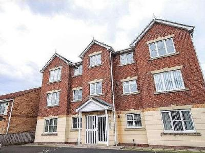Flat to let, Glamis Court - Flat