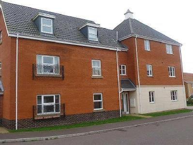 Flat to let, Holystone Way - Modern
