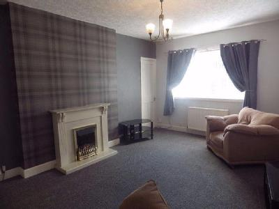 Flat to let, Bo'ness - Double Bedroom