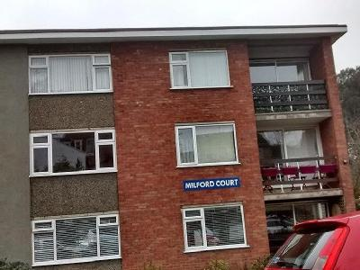 Milford Court Mill Road - Balcony