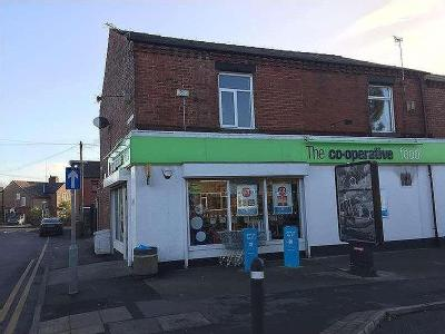 Co-operative Late Shop West End Road
