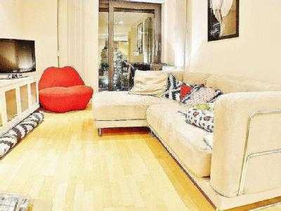 Flat for sale, Millharbour - Balcony