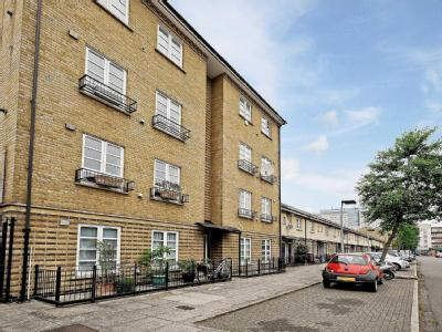 Hainton Close, Shadwell, E1, London