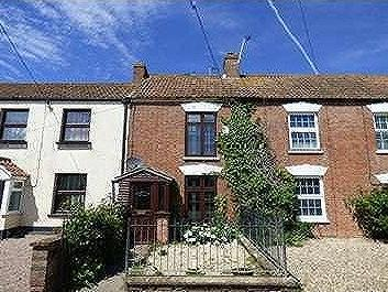 House to rent, East Lyng - Fireplace