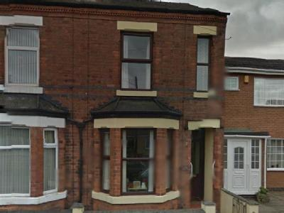 House to let, Victoria Road