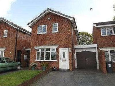 Rea Valley Drive - Garden, Detached
