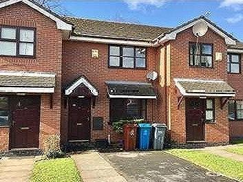 Tagore Close, Longsight, MS - Modern