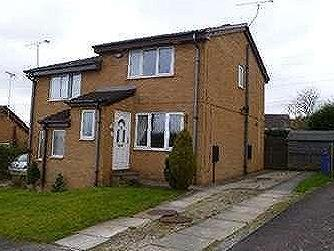 Athersley Gardens, Owlthorpe, Sheffield, S