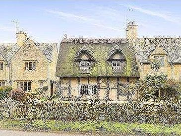 Cruck Cottage, Snowshill Road Broadway Worcestershire