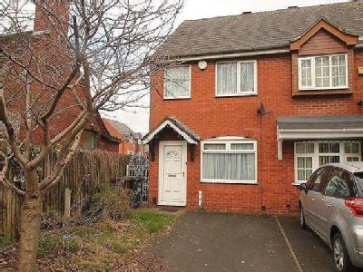 House for sale, Bow Street - Patio