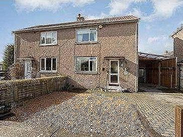 House for sale, Moss Road - Garden