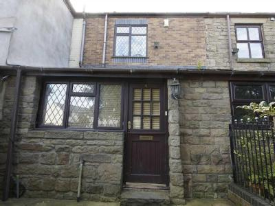 House to let, Cope Bank East - Patio
