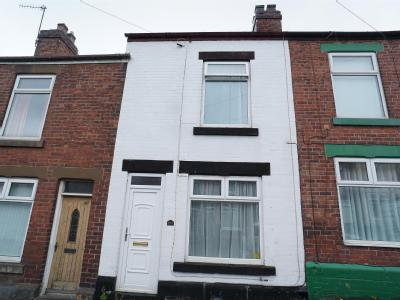 House to let, Woodseats Road - Garden