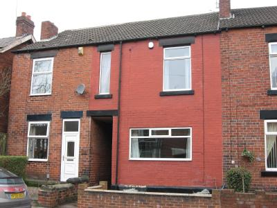House to let, Mitchell Road - Garden