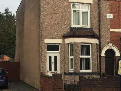House to let, Park Road - Reception