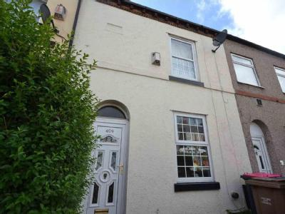House to let, Worsley Road - Garden
