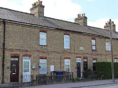 House for sale, Burwell Road - Garden