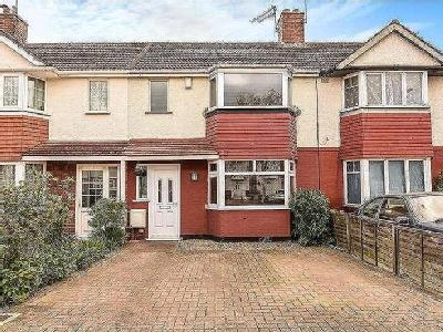House for sale, Bedford Road - Patio